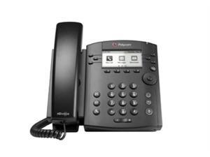 Polycom  Inc. PY-2200-46161-025 Polycom  Inc. PY-2200-46161-025 Vvx 310 6-line Desk Phone Gigabit Poe