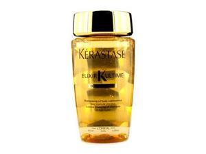 Kerastase 16037800444 Elixir Ultime Oleo-Complexe Sublime Cleansing Oil Shampoo - For All Hair Types - 250ml-8.5oz