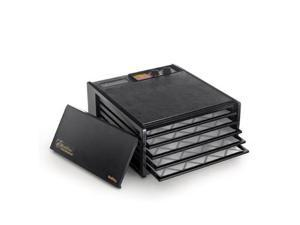 Excalibur 3526TB 5 Tray Deluxe Black With Timer - Dehydrator