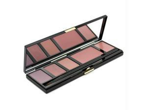 Kevyn Aucoin 13497220214 The Lip and amp&#59; Cheek Palette -3x Lipgloss, 1x Cream Blush, 1x Lipstick - number  Mauves - -