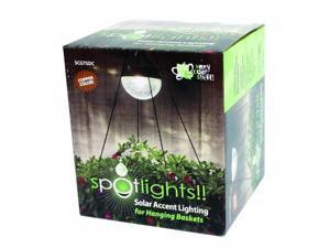 Very Cool Stuff Spotlights Solar Lighting For Hanging Baskets 3 Inch Copper SCGTSDC