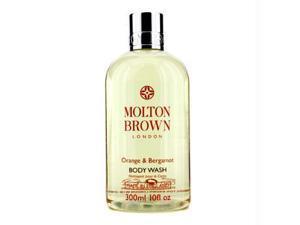 Molton Brown 16483898103 Orange & Bergamot Body Wash - 300ml-10oz