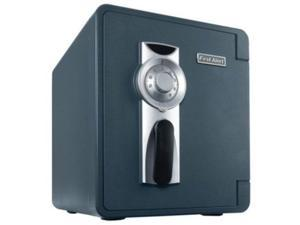 First Alert 2092F-BD 1.3 cu. ft. Combination Waterproof Fire Resistant Safe with Ready-Seal Technology