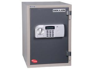 Hollon Safe Co HS-500E 2 Hour Fireproof Home Safe with Electronic Lock