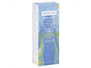 Emerita Pro-Gest, Progesterone Cream, The Original Natural, Value Size, 4 Oz