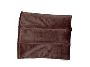 Herbal Concepts HCBACDC Herbal Comfort Lower Back Wrap - Dark Chocolate
