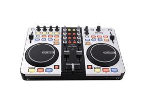 FIRST AUDIO MANUFACTURING RELOADED USB DJ Controller with Audio Interface
