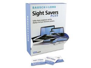 Bausch & Lomb Sight Savers PLUS Pre-Moistened Electronic Cleaning Tissues
