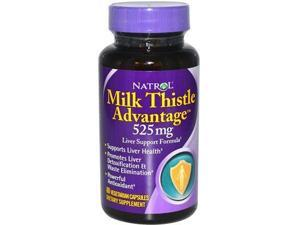 Natrol AY43348 Natrol Milk Thistle Advantage -1 Each