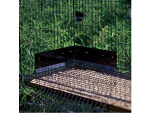 Precision Pet 2992-UGUARD Rabbit Urine Guard - Black