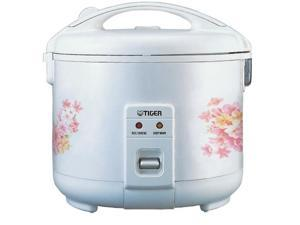 Tiger JNP-1800 America 10 c. Elec Rice Cooker/Food St