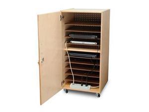 Whitney Bros WB0779 Single Column Laptop Security Cabinet
