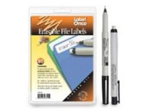 Jokari-US WSK40 Erasable File Labels Starter Kit- 80 labels