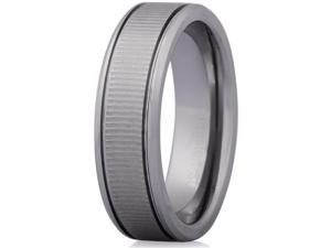 Doma Jewellery MAS03161-12 Tungsten Carbide Ring - Size 12