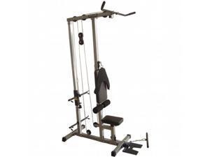 Valor Athletics 2CB0122BM Valor Fitness CB-12 Lat Pull - PLG - Low Row - BOX 1 of 2