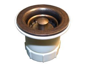 Native Trails DR220-WC Universal 2 in. Junior Strainer, Weathered Copper