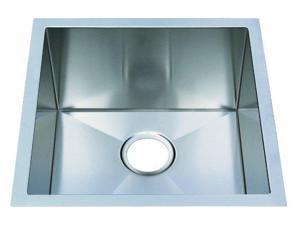 Artisan FGUR1919-D9 19 In.Undermount Stainless Steel Kitchen Sink