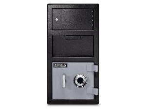Mesa Safe MFL2014C-OLK Depository Safe Single Door Outer Locker Combination Dial Lock
