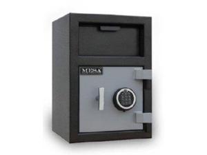 Mesa Safe MFL2014K Depository Safe Single Door Key Lock
