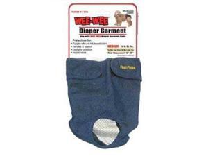 Four Paws 456493 Wee Wee Diaper Garment Med