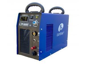 Lotos Technology LTP6000 60 Amps Pilot Arc Plasma Cutter
