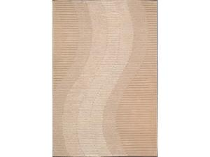 Joseph Abboud 14876 Joab6 Mulholland Area Rug Collection Sand 3 ft 9 in. x 5 ft 9 in. Rectangle