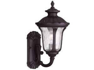 Livex Lighting 7850-07 Outdoor Wall Lantern - Bronze