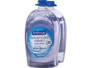Colgate COL-81683-4 Softsoap Brand Clear Hand Soap 80 oz. Bottle - 4 in Case