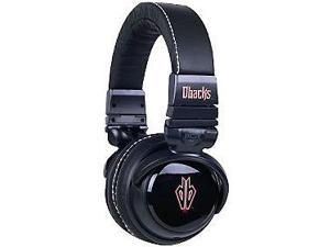 BiGR Audio Xlmlbadb1 Mlb Licensed Arizona Diamondbacks Plastic Headphones