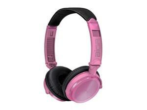 BiGR Audio Xlelepk Audio Anodized Pink Aluminum With Headhband