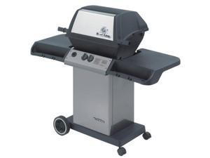 Onward Grill Pro 931254 Stainless Steel Monarch 320 BBQ