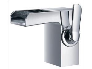 Artos F801-1CH Kascade Lavatory Faucet - Chrome