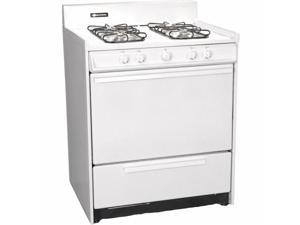 Brown WNM210-7F 30 in. Electonic Ignition and Sealed Burners Gas Range