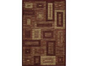 Momeni DREAMDR-02RED7A9A Dream 7.83 ft. x 9.83 ft. Rug - Red