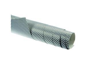 Heatshield 750004 Cobra Cloth Heat Shield Silver, Aluminum, 0.014 in. Thick 36 x 58 in.