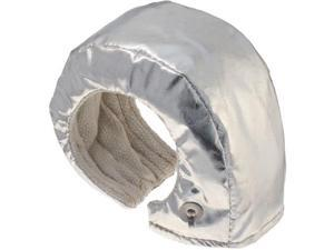 Heatshield 300006 Hp Turbo Heat Shield Proprietary Aluminized Fiberglass Silver, Aluminum, T6 Flange Turbos
