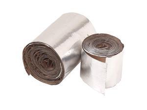 Heatshield 340211 Cool Foil Heat Shield Tape Aluminum Silver, 2 in. Wide x 150 ft. Roll