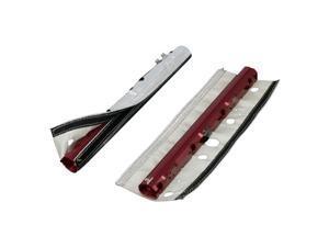 Heatshield 700250 Fuel Rail Proprietary Data Silver, Aluminum, Aeromotive 14146