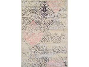 Dalyn MG214LI3X5 3 ft. 3 in. x 5 ft. 3 in. Modern Greys Linen Area Rug