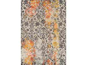 Dalyn MG22CI5X8 5 ft. 3 in. x 7 ft. 7 in. Modern Greys Citron Area Rug