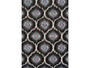 Dalyn MG360CH3X5 3 ft. 3 in. x 5 ft. 3 in. Modern Greys Charcoal Area Rug