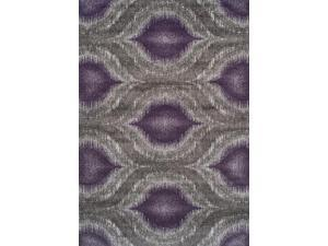 Dalyn MG4441PL8X11 7 ft. 10 in. x 10 ft. 7 in. Modern Greys Plum Area Rug