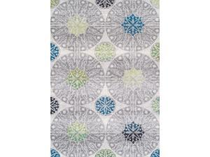 Dalyn FN161IV3X5 3 ft. 3 in. x 5 ft. 1 in. Finesse Ivory Area Rug