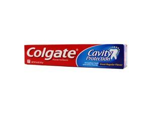 Colgate COL-9782-240 Cavity Protection Toothpaste 0.85 oz. Tube - 240 in Case
