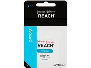 Reach JJ-009213-6 Dental Floss, Waxed -6 per Case