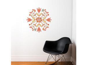 SPOT by ADzif S3103AJV5 Mandala, Wall Decal Color Print