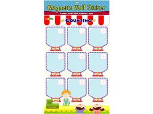 American Educational Products MAG-120 Counting Magnetic Wall Sticker