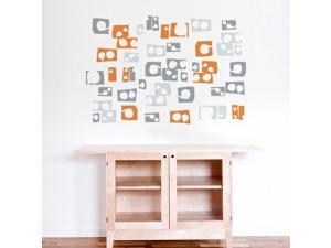 SPOT by ADzif S3324A02 Lek orange, Wall Decal Color Print