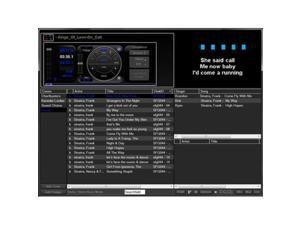 PCDJ KI-101 Karaoki Karaoke DJ Software