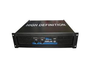 GLI Sound Systems PVX-9000 3U 10000 Watt High Definition Power Amplifier